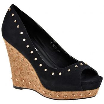 Pantofi Femei Pantofi cu toc F. Milano  Negru