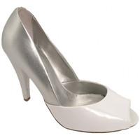 Pantofi Femei Pantofi cu toc Chedivé  Alb