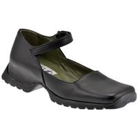 Pantofi Femei Balerin și Balerini cu curea Now  Negru