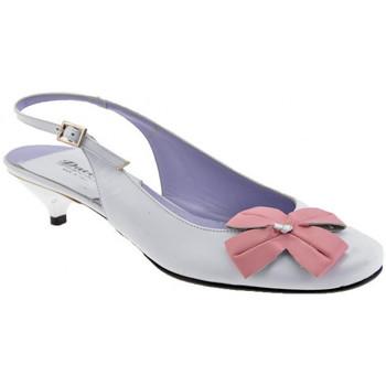 Pantofi Femei Pantofi cu toc David  Alb