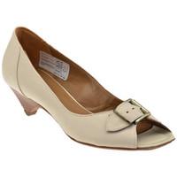 Pantofi Femei Pantofi cu toc Lea Foscati  Alb