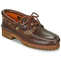 Încăltăminte Bărbați Pantofi barcă Timberland 3 EYE CLASSIC LUG Maro