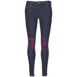 Îmbracaminte Femei Jeans slim American Retro LOU Albastru