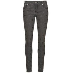 Îmbracaminte Femei Jeans slim American Retro HELENA Gri