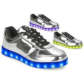 Pantofi Femei Pantofi sport Casual Wize & Ope THE LIGHT Argintiu
