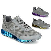 Pantofi Bărbați Pantofi sport Casual Wize & Ope X-RUN Gri