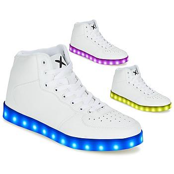 Pantofi Bărbați Pantofi sport stil gheata Wize & Ope THE HI TOP Alb