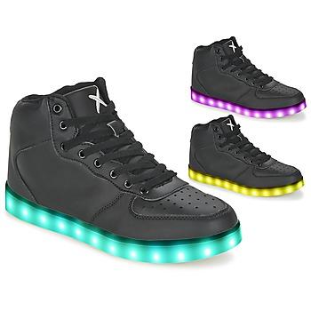 Încăltăminte Bărbați Pantofi sport stil gheata Wize & Ope THE HI TOP Negru