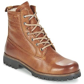 Pantofi Femei Ghete Blackstone MAZINE Maro