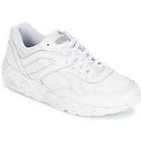 Încăltăminte Bărbați Pantofi sport Casual Puma R698 SPECKLE Alb / Argintiu