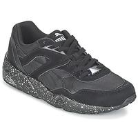 Încăltăminte Bărbați Pantofi sport Casual Puma R698 SPECKLE V2 Negru / Argintiu
