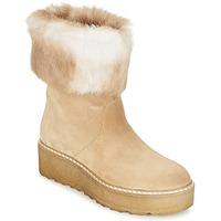 Încăltăminte Femei Ghete Nome Footwear MOVETTA Bej
