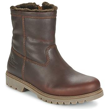 Pantofi Bărbați Ghete Panama Jack FEDRO Maro