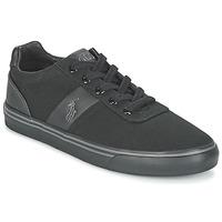 Pantofi Bărbați Pantofi sport Casual Polo Ralph Lauren HANFORD-NE Negru