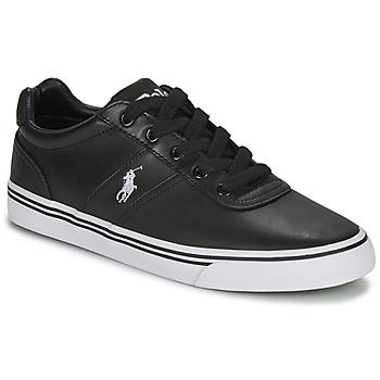 Pantofi Bărbați Pantofi sport Casual Polo Ralph Lauren HANFORD Negru