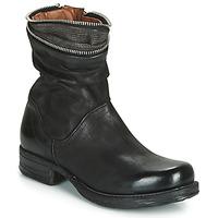 Pantofi Femei Ghete Airstep / A.S.98 SAINT LA Negru