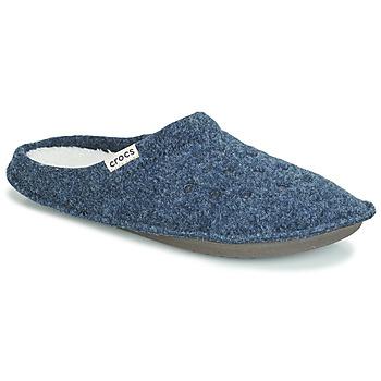 Pantofi Papuci de casă Crocs CLASSIC SLIPPER Albastru
