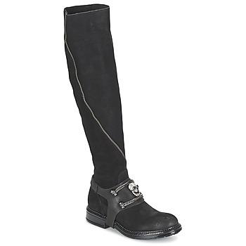 Pantofi Femei Cizme casual Now CALOPORO Negru