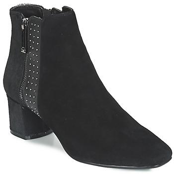 Pantofi Femei Botine Luciano Barachini JOU Negru