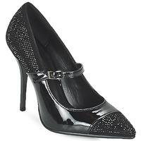 Pantofi Femei Pantofi cu toc Luciano Barachini POUL Negru