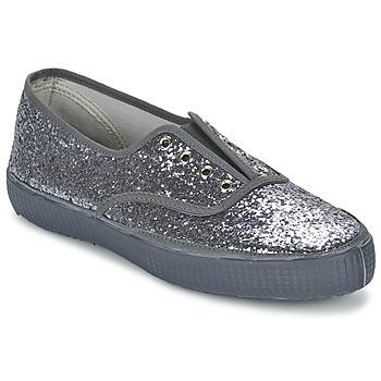 Pantofi Femei Pantofi sport Casual Chipie JOSS GLITTER Antracit
