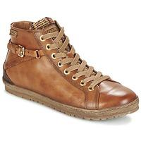 Pantofi Femei Pantofi sport stil gheata Pikolinos LAGOS 901 Coniac