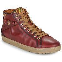 Pantofi Femei Pantofi sport stil gheata Pikolinos LAGOS 901 Roșu-bordeaux