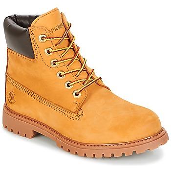Pantofi Femei Ghete Lumberjack RIVER Miel