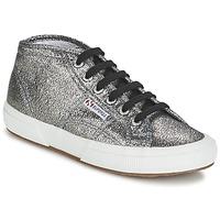 Pantofi Femei Pantofi sport stil gheata Superga 2754 LAMEW Argintiu