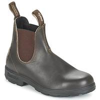 Pantofi Ghete Blundstone ORIGINAL CHELSEA BOOTS Maro