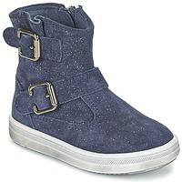 Pantofi Fete Ghete Acebo's MOULLY Albastru