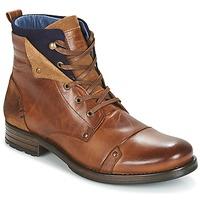 Pantofi Bărbați Ghete Redskins YEDES Coniac