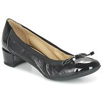 Încăltăminte Femei Pantofi cu toc Geox CAREY A Negru