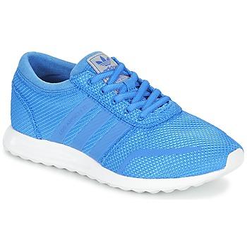Încăltăminte Băieți Pantofi sport Casual adidas Originals LOS ANGELES J Albastru