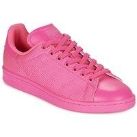 Încăltăminte Femei Pantofi sport Casual adidas Originals STAN SMITH Roz