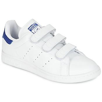 Încăltăminte Pantofi sport Casual adidas Originals STAN SMITH CF Alb / Albastru