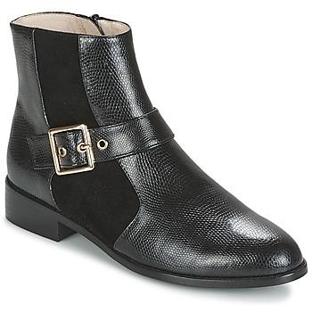 Pantofi Femei Ghete Mellow Yellow ALDANA Negru