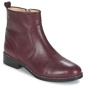 Pantofi Femei Ghete Mellow Yellow ARIAGE Roșu-bordeaux