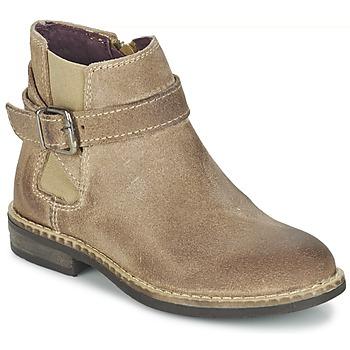 Pantofi Fete Ghete Mod'8 NEL Bej