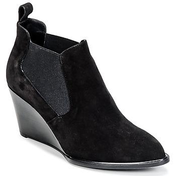 Pantofi Femei Botine Robert Clergerie OLAV Negru