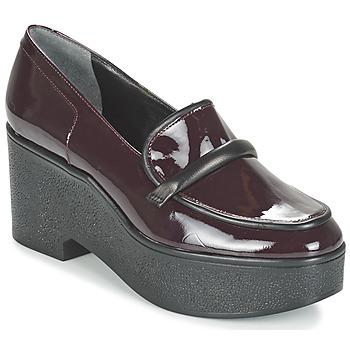 Pantofi Femei Mocasini Robert Clergerie XOCOLE Roșu-bordeaux