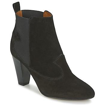 Pantofi Femei Botine Heyraud DAISY Negru