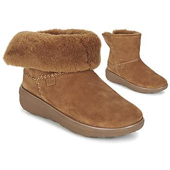 Pantofi Femei Ghete FitFlop SUPERCUSH MUKLOAFF SHORTY  alunĂ