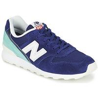 Încăltăminte Femei Pantofi sport Casual New Balance WR996 Bleumarin