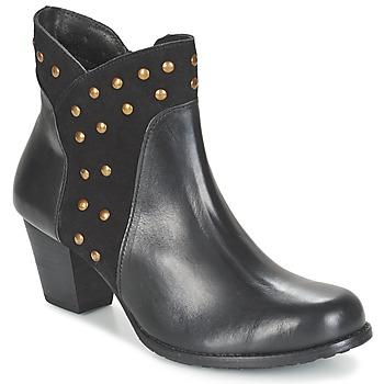 Pantofi Femei Botine Hush puppies KRIS KORINA Negru