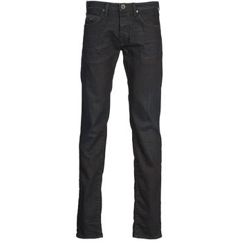 Îmbracaminte Bărbați Jeans drepti Gas MITCH Albastru / Culoare închisă