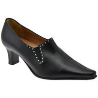 Pantofi Femei Mocasini Bettina  Negru