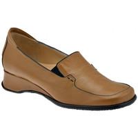 Pantofi Femei Mocasini Bettina  Bej