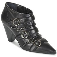 Pantofi Femei Botine Sonia Rykiel SOLOUMI Negru