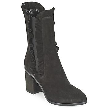Pantofi Femei Botine Sonia Rykiel CARAMINA Negru
